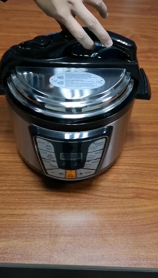 LG-28 Safely Multipurpose pressure cooker electric multi-function pressure cooker instan hot pot
