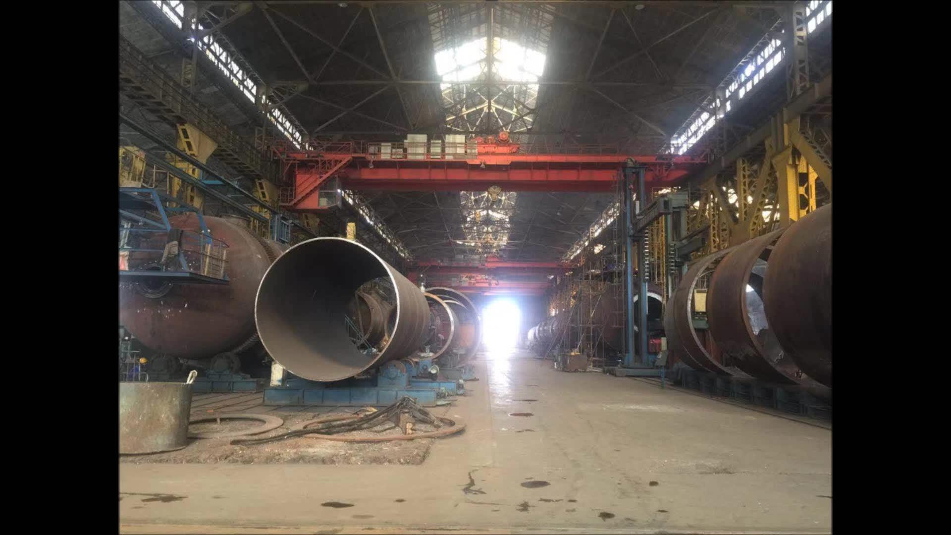 ASME Goedgekeurd brandstof opslagtanks LPG opslag sferische tank