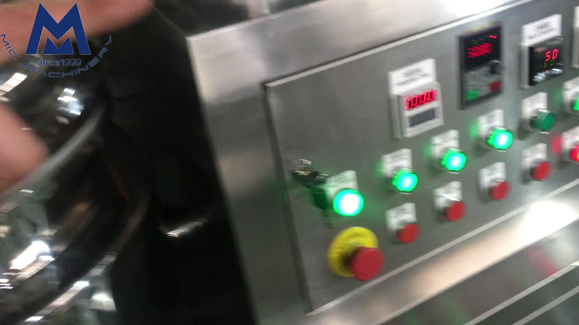 Vacuum Emulsifier Homogenizer Mixer untuk Krim