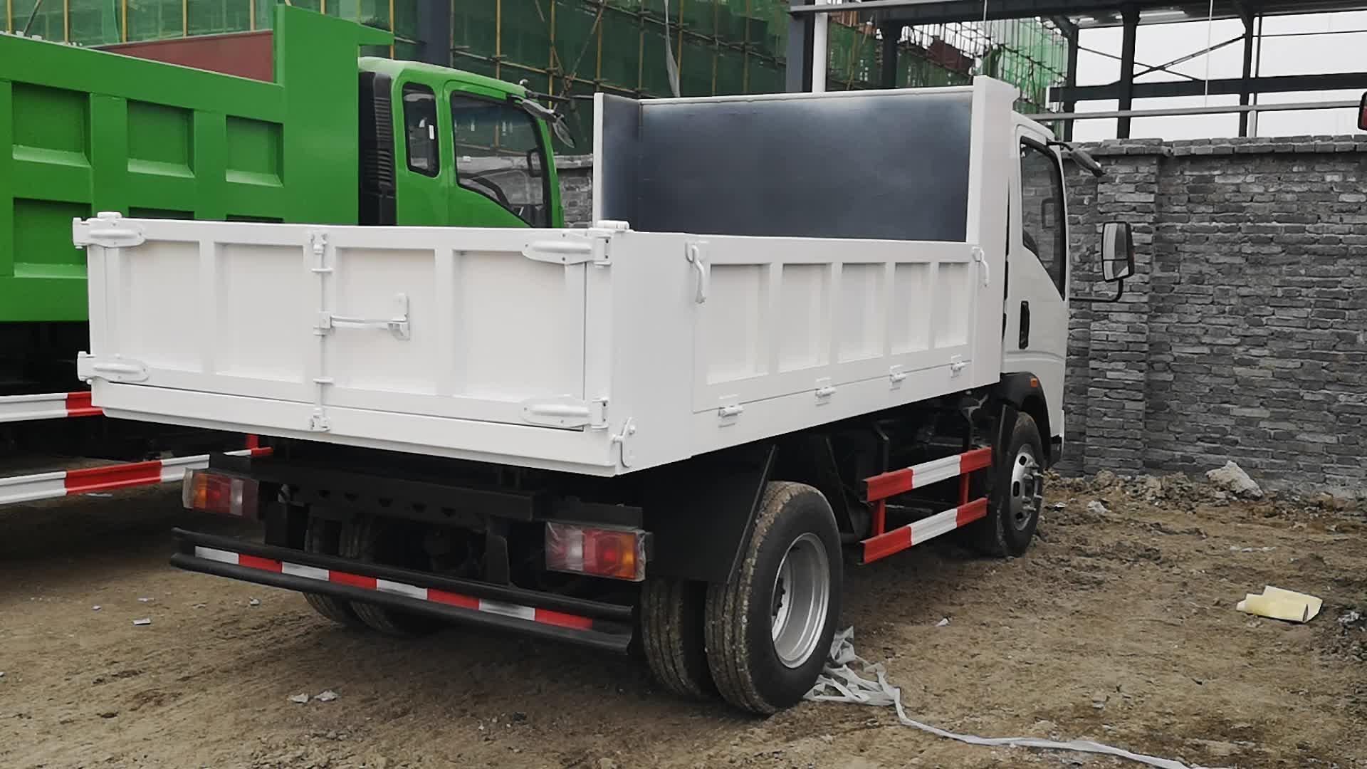 SINOTRUK HOWO 3 tấn ánh sáng xe tải