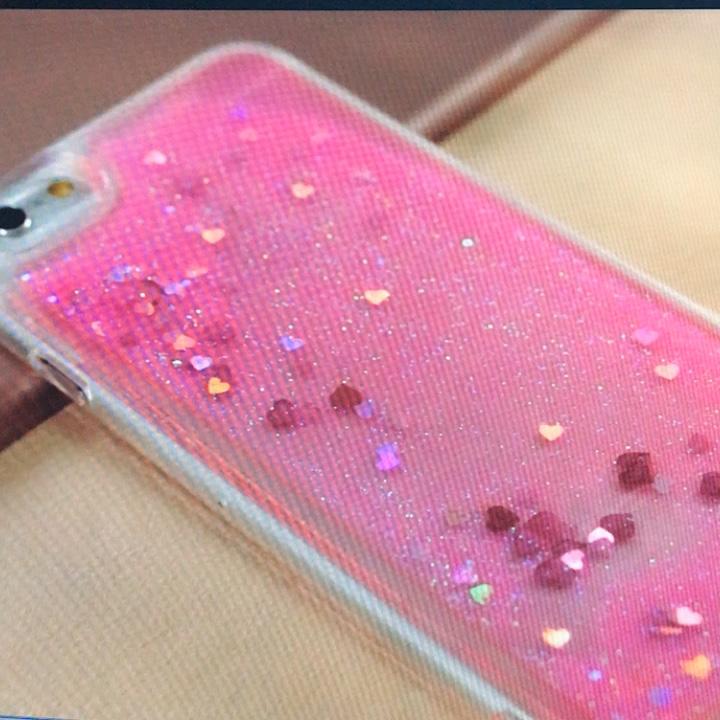 Für ipod touch 5 fall flüssigkeit sand telefon mobile weiche silikon quicksand abdeckung