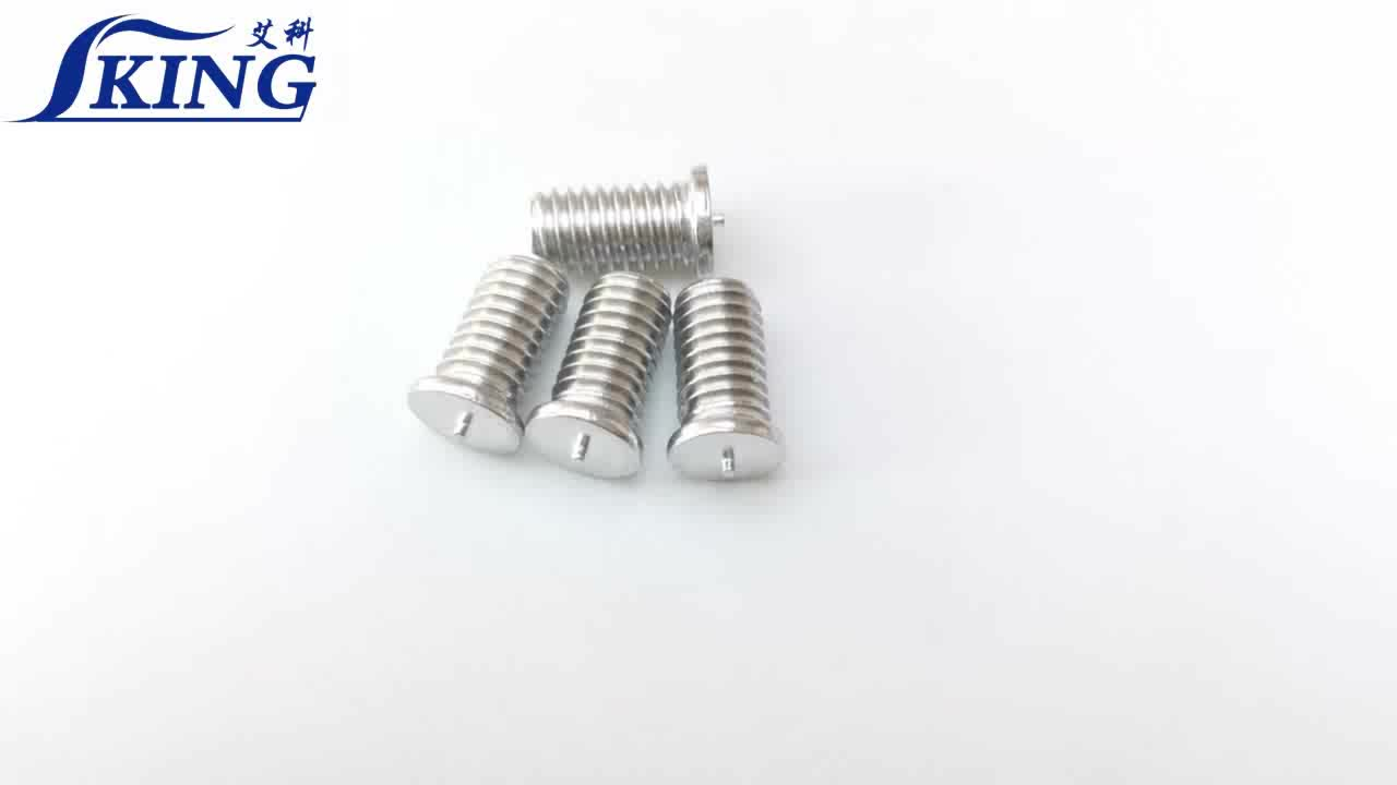 aluminium weld studs CD Stud Welding Screw Weld Stud