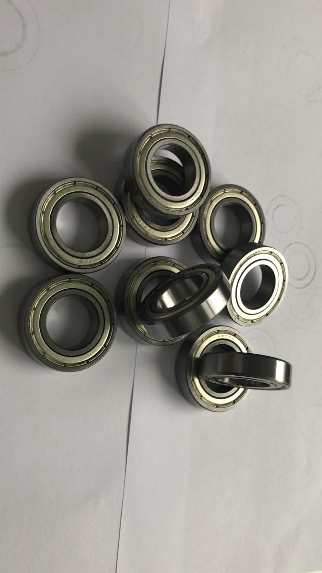 Small size 6203 6904 6905 6906 6907 6908 6909 6910 6206 ball bearing