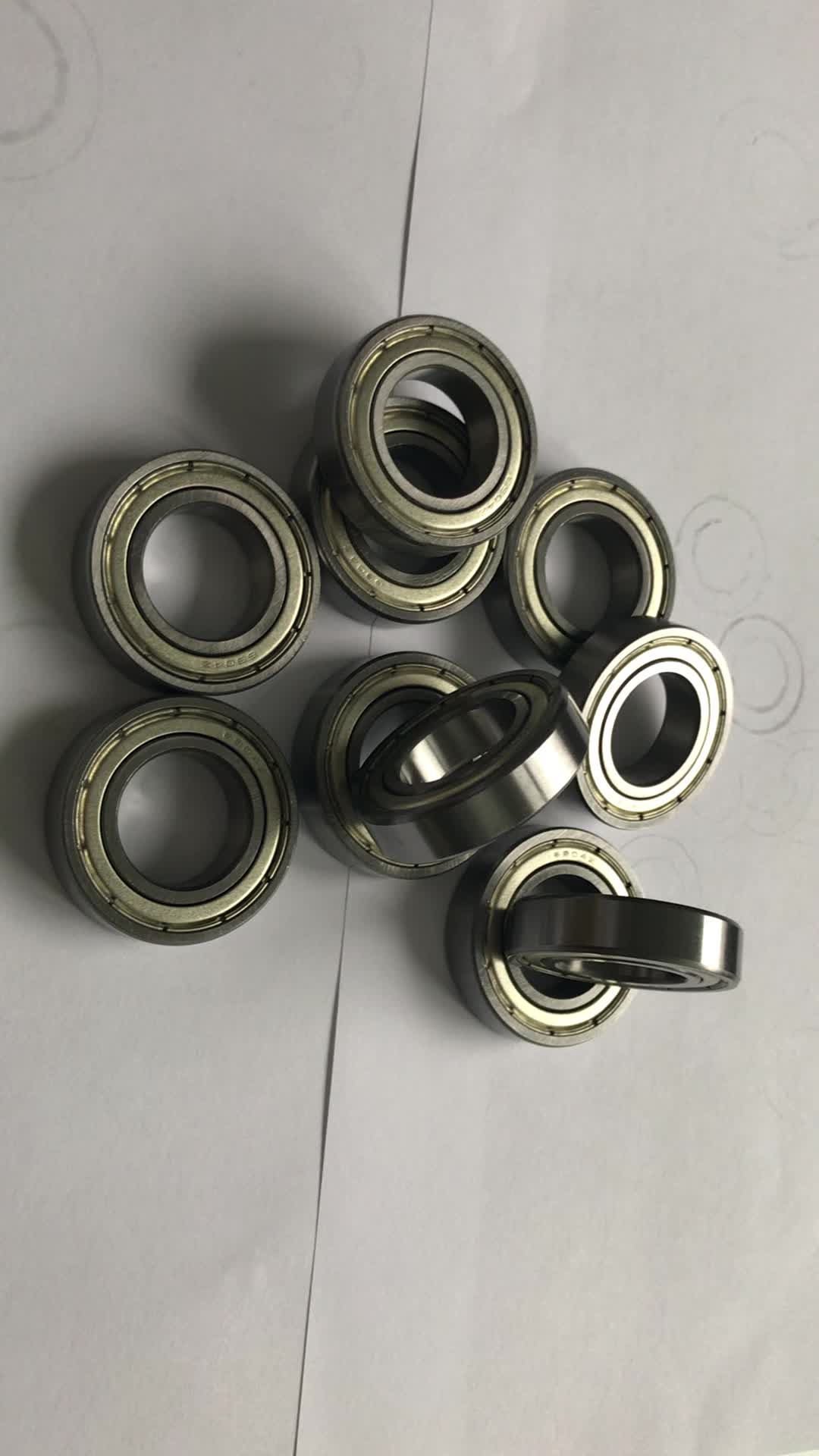 Competitive price deep groove ball bearing 6005 6005 zz 6005 2rs rodamientos de bolas