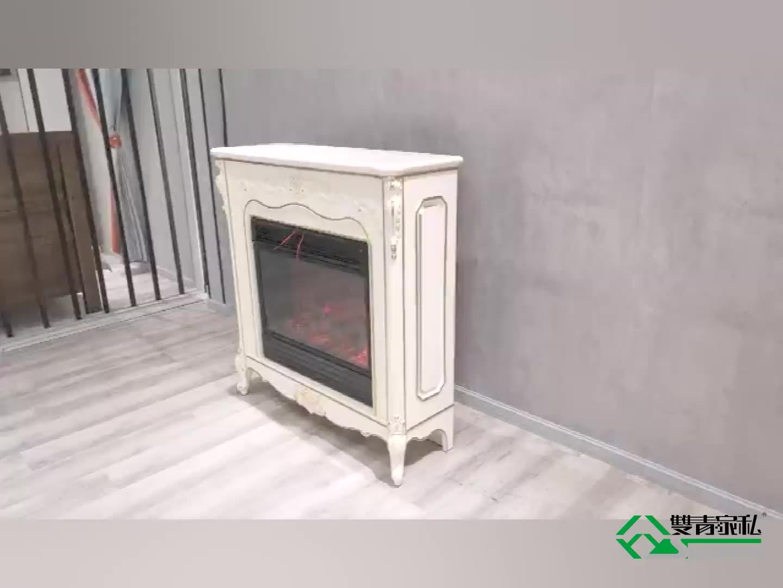 Avrupa tarzı mobilya 220v elektrikli şömine ucuz klasik dekoratif şömineler