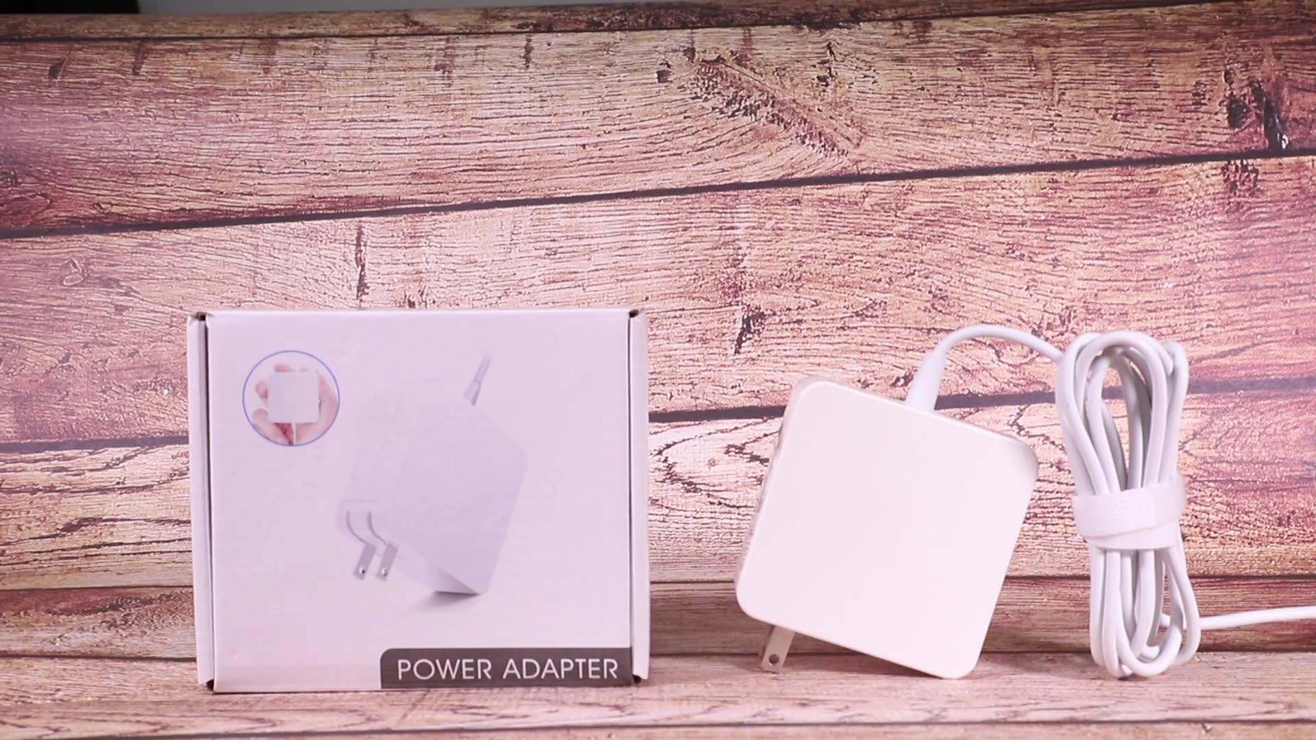 Блок питания 45 Вт 60 Вт 85 Вт AC DC адаптер для macbook Зарядное устройство