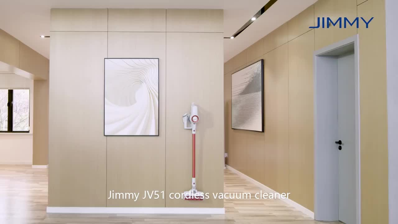 Free Shipping Xiaomi JIMMY JV51 Cordless Handheld Upright Dust Vacuum Cleaner for Home Cleaning