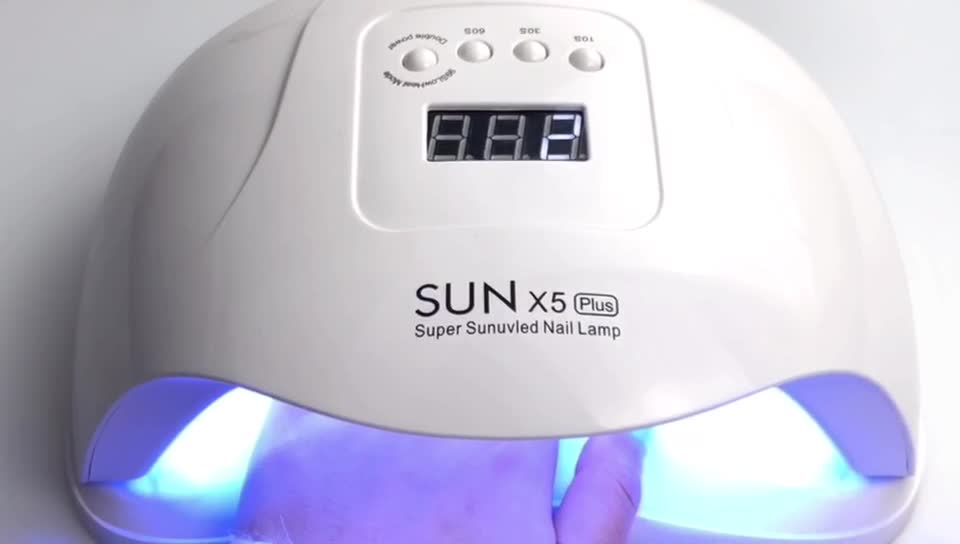 Factory Directly Sale SUNX5 Plus 80W/54W UV Lamp LED Nail Lamp Nail Dryer Sun Light 36LEDs Fast Cure Infrared Sensor Nail Dryer