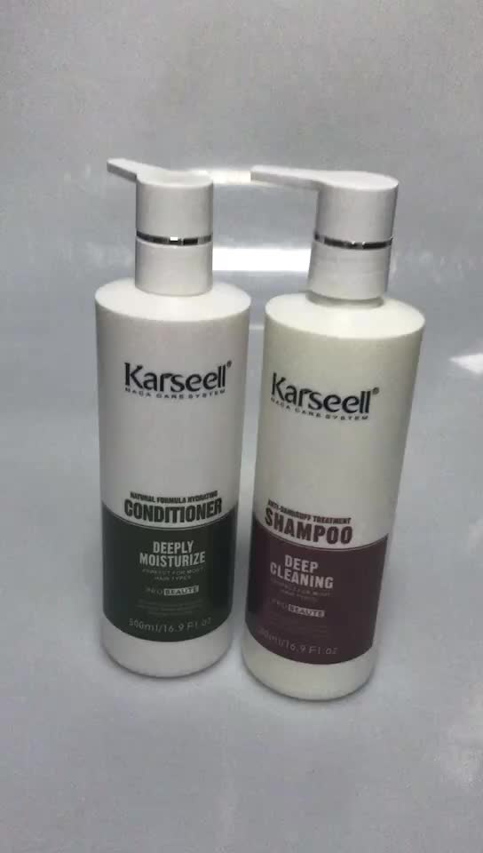 Karseell Maca пшеничный белок для волос-фиксация, смягчение и увлажнение витаминный кондиционер для сухих волос и перхоти
