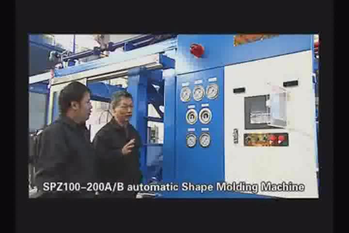 Fangyuan Автоматическая пена eps Термоформовочная Машина