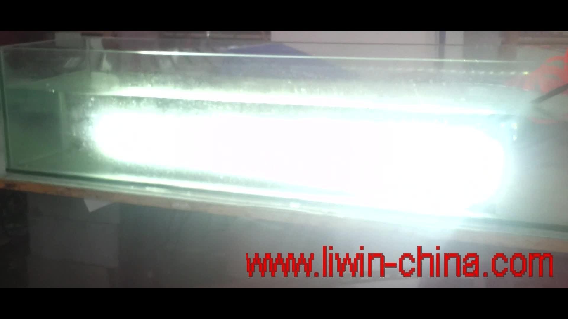 Liwiny gehäuse led licht bar 5000k 16.7 zoll led bernstein warnlichtbalken 96w led auto bar licht bernstein weiße led licht bar