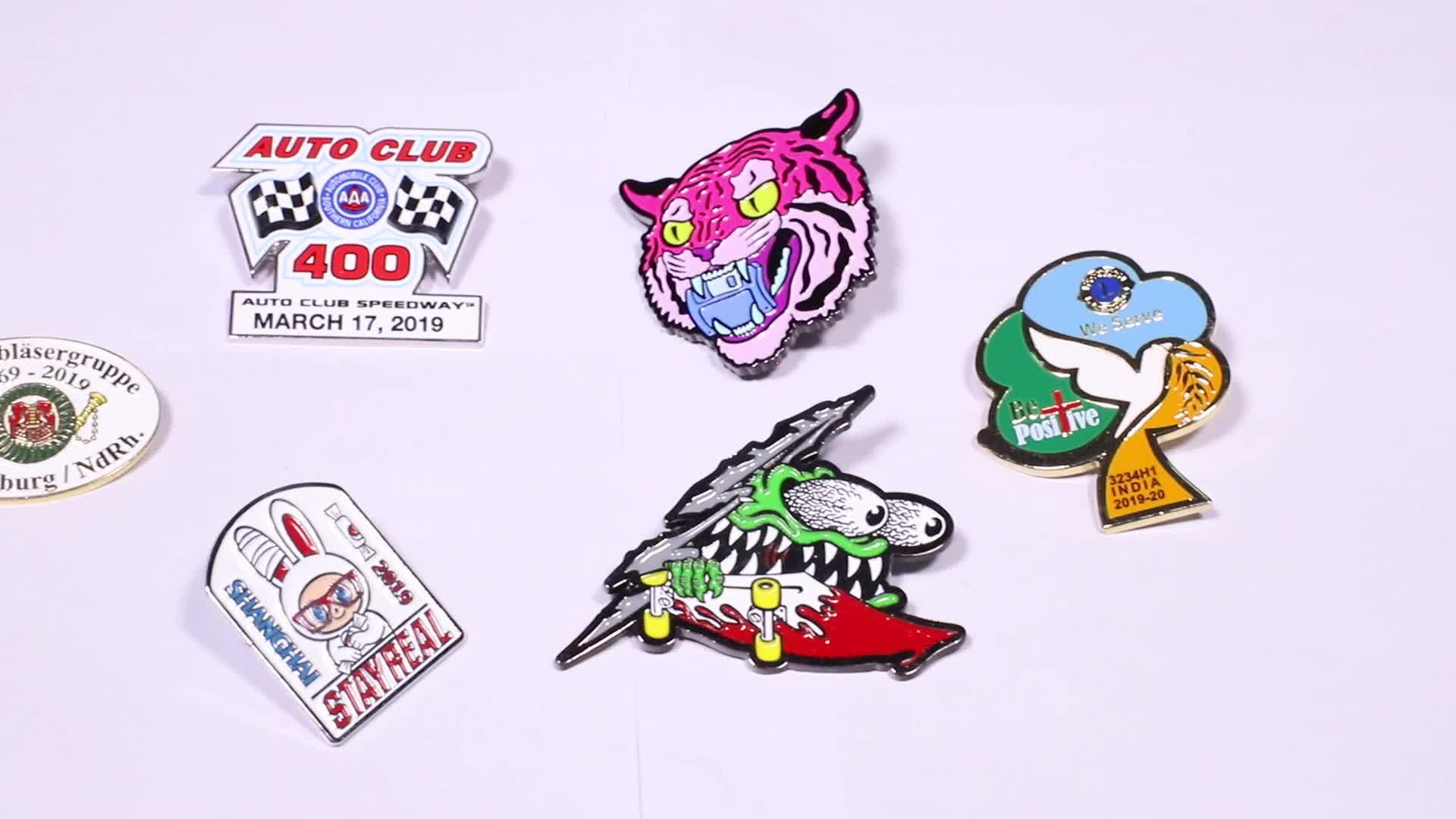 Гуандун оптовая торговля игра животное мультфильм персонаж Покемон пользовательские металлические нагрудные значки