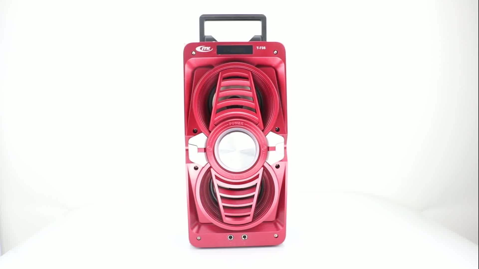 ITK orador peças de reposição de telefone Celular construído em reforçada subwoofer som de boa qualidade mais vendido na Índia Do Sul Americano