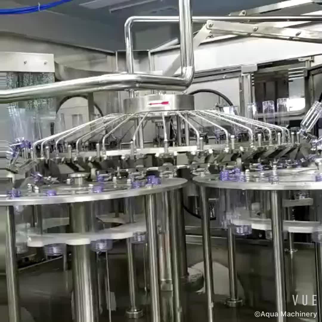 2018 नवीनतम प्रकार कार्बोनेटेड पानी भरने की मशीन/कार्बोनेटेड पानी बनाने की मशीन/शीतल पेय संयंत्र बनाने