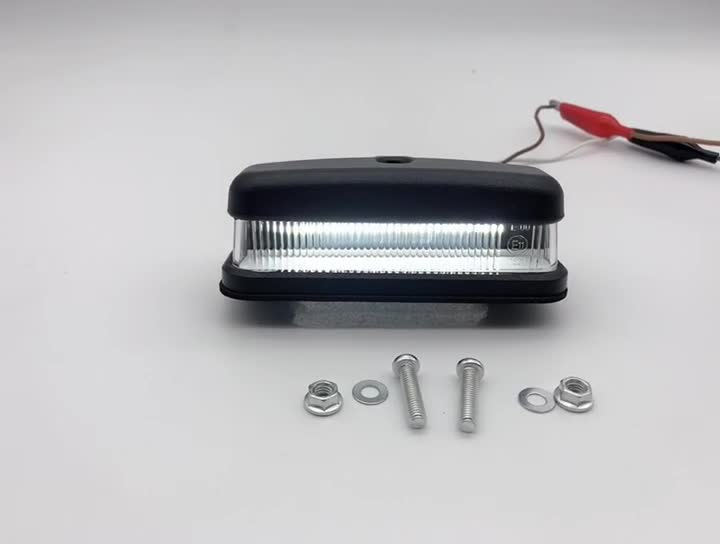 Led Car License Lamp For Land Rover Series 2 2a  U0026 3 All