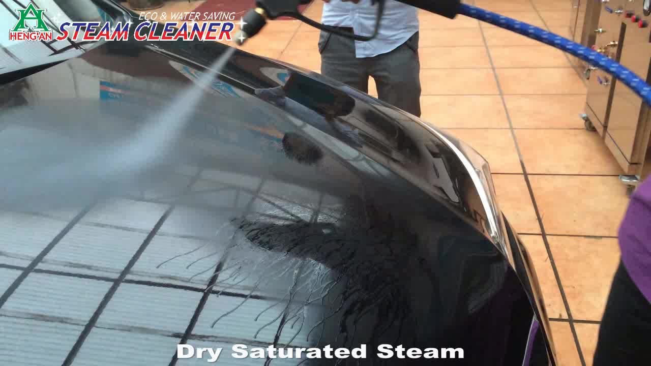 Steam Wax Car Washer-HF2190W