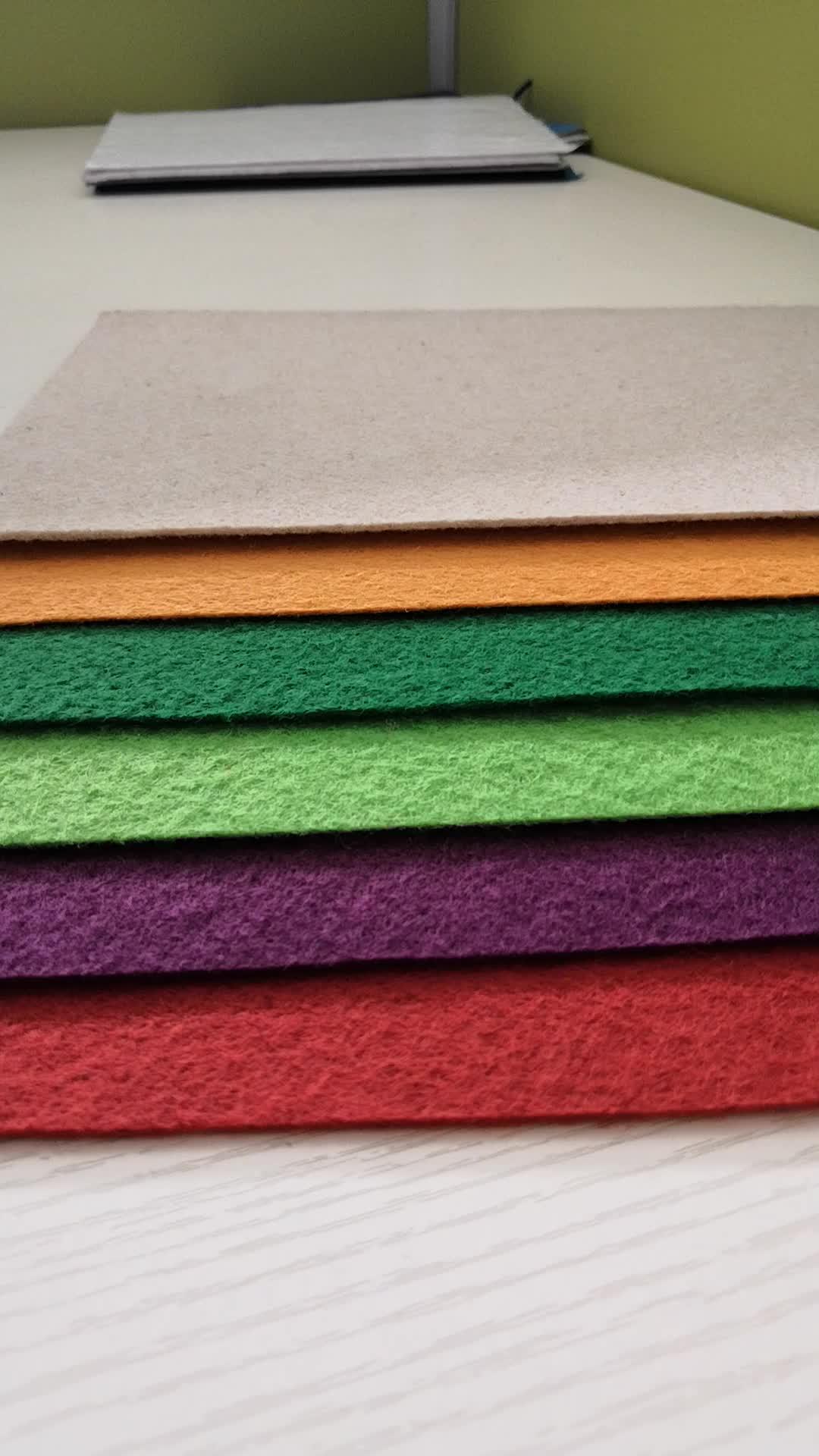 Most popular 벽 에 벽 nonwoven 바늘 일종 인 펀치 exhibition/홈/호텔/축 하 plain 카펫