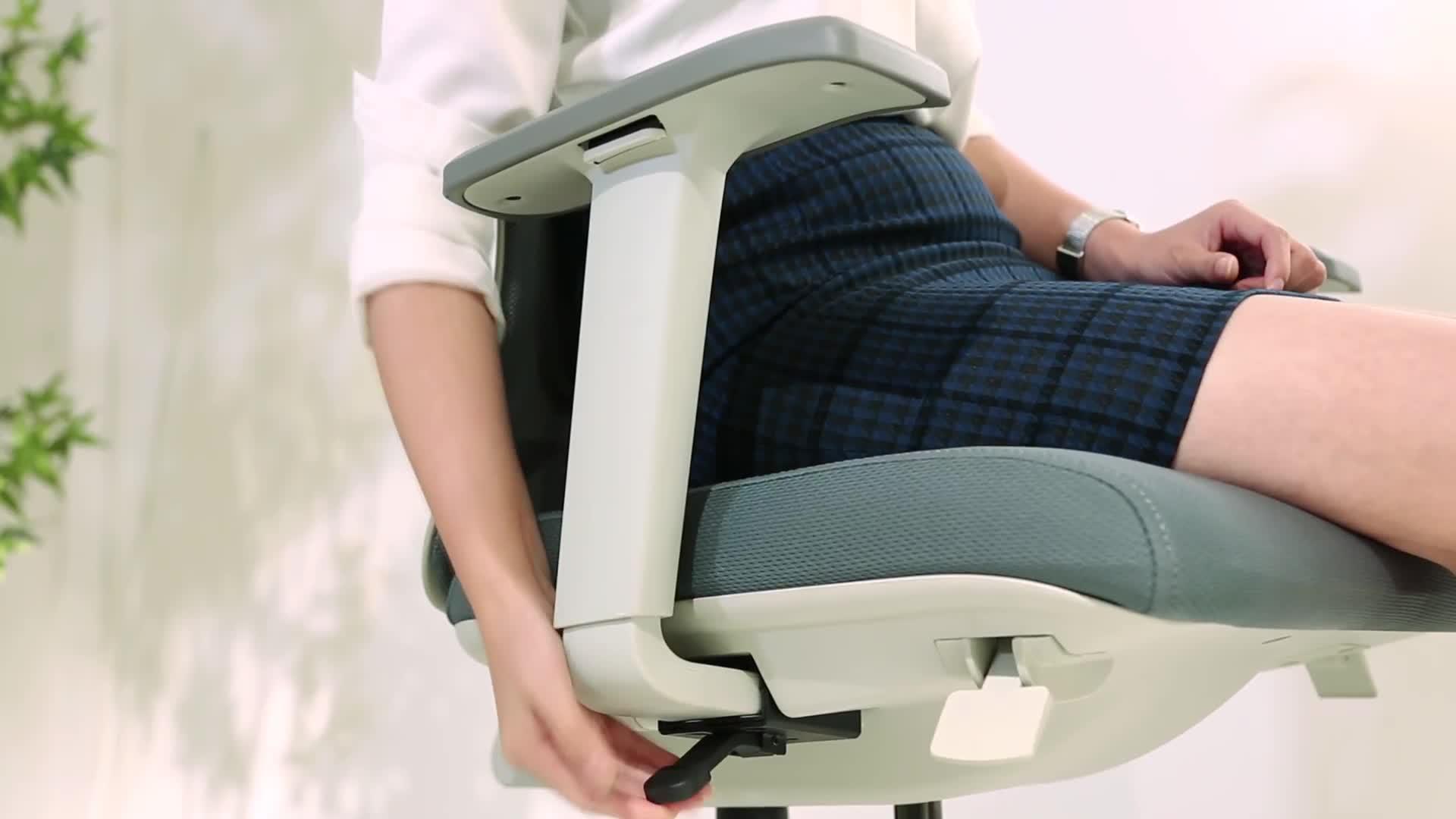 Vente chaude style moderne chaise de bureau