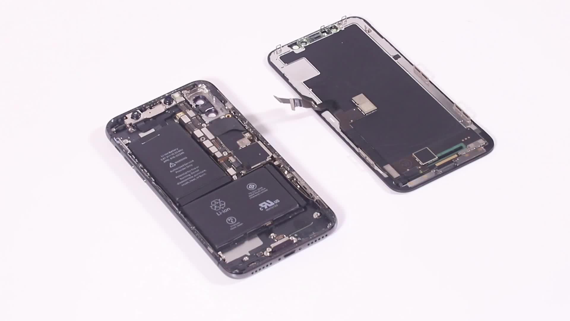 EK TFT Incell LCD untuk iPhone X XS XR X MAX 11 11 Pro 11 Pro Max LCD Layar OLED sentuh Layar Perakitan Pengganti Kualitas Terbaik