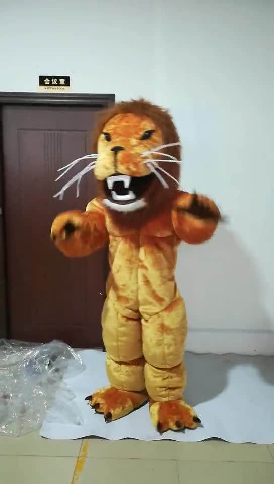 HI CE Customise funny bobcat party mascot costume for adult