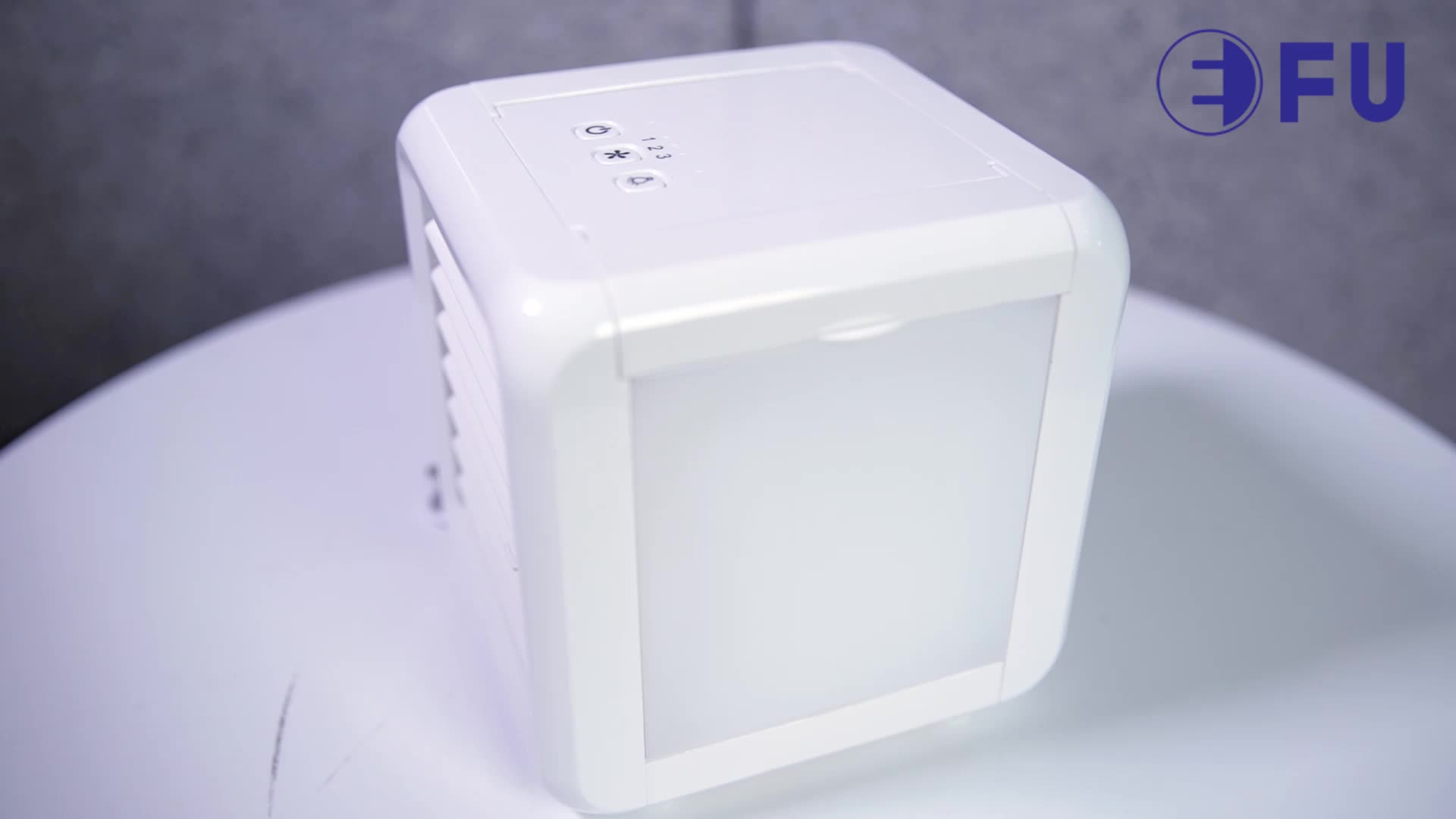 5 W แบบพกพา air conditioner ตาราง mini space cooler กับ USB power