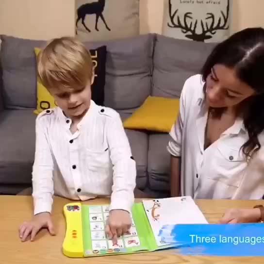 Çevre dostu çocuk ciltli ciltsiz özel karton kitap baskı talep üzerine