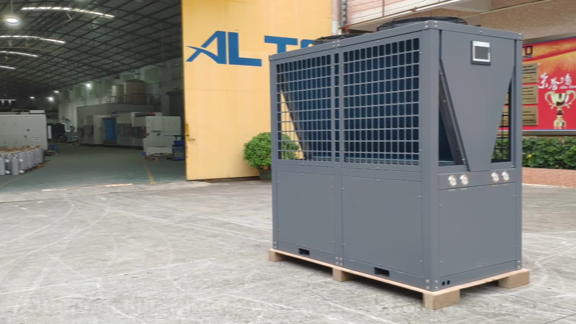 Altaqua 15 ton industrial water cooled chiller price for blow molding machine