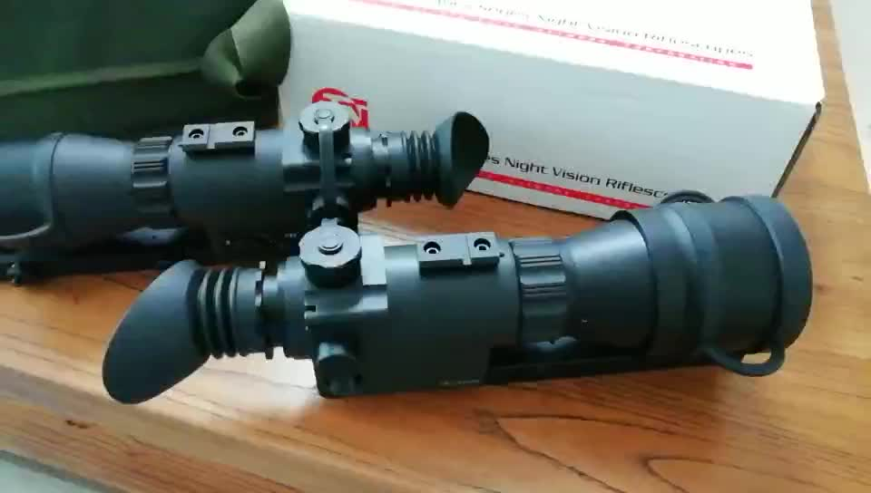 SPINA  MK350 GEN 1 2.5X50 hunting Night Vision goggles sight Military Rifle Scope