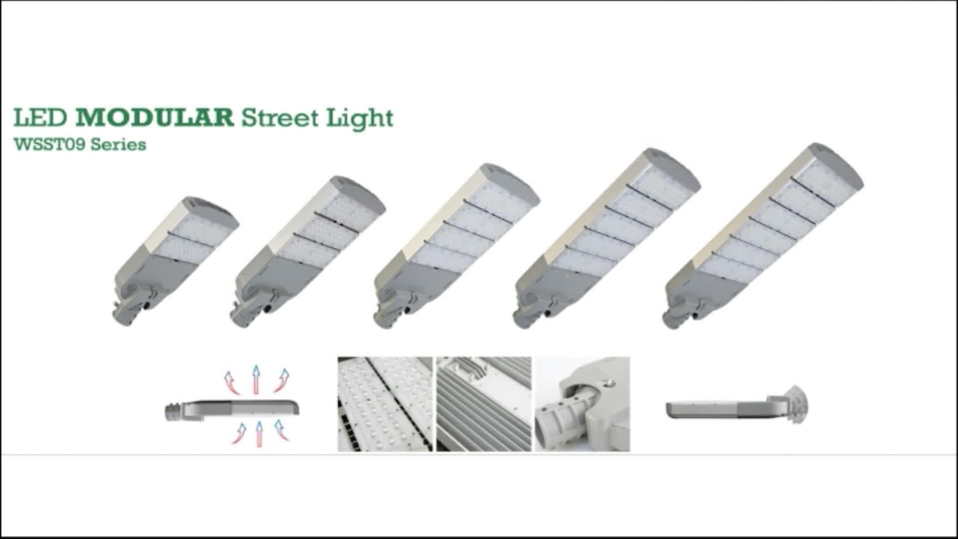 Five Years Warranty Waterproof led parking lot lighting ip65 led cobra head 200w led street light cob