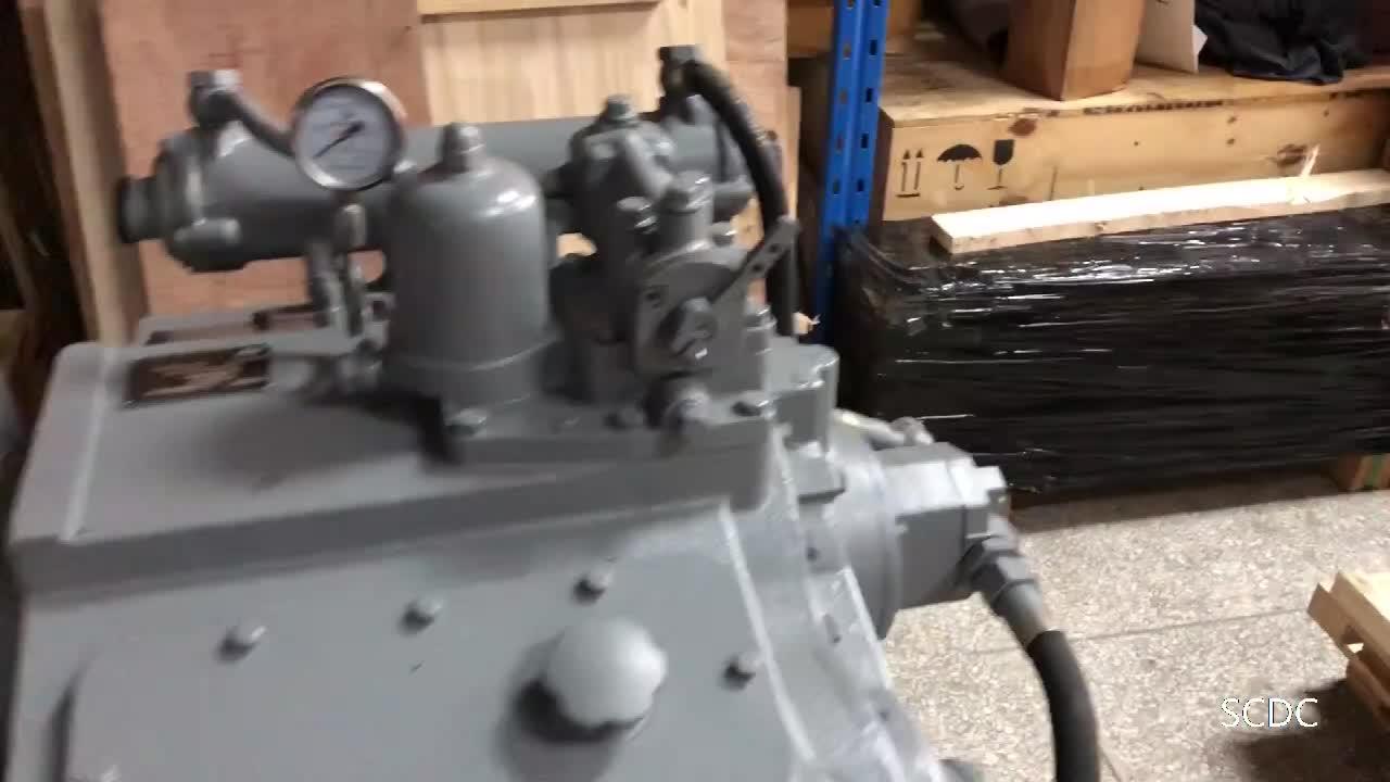 حقيقية MB170 مسبقا صندوق التروس البحرية