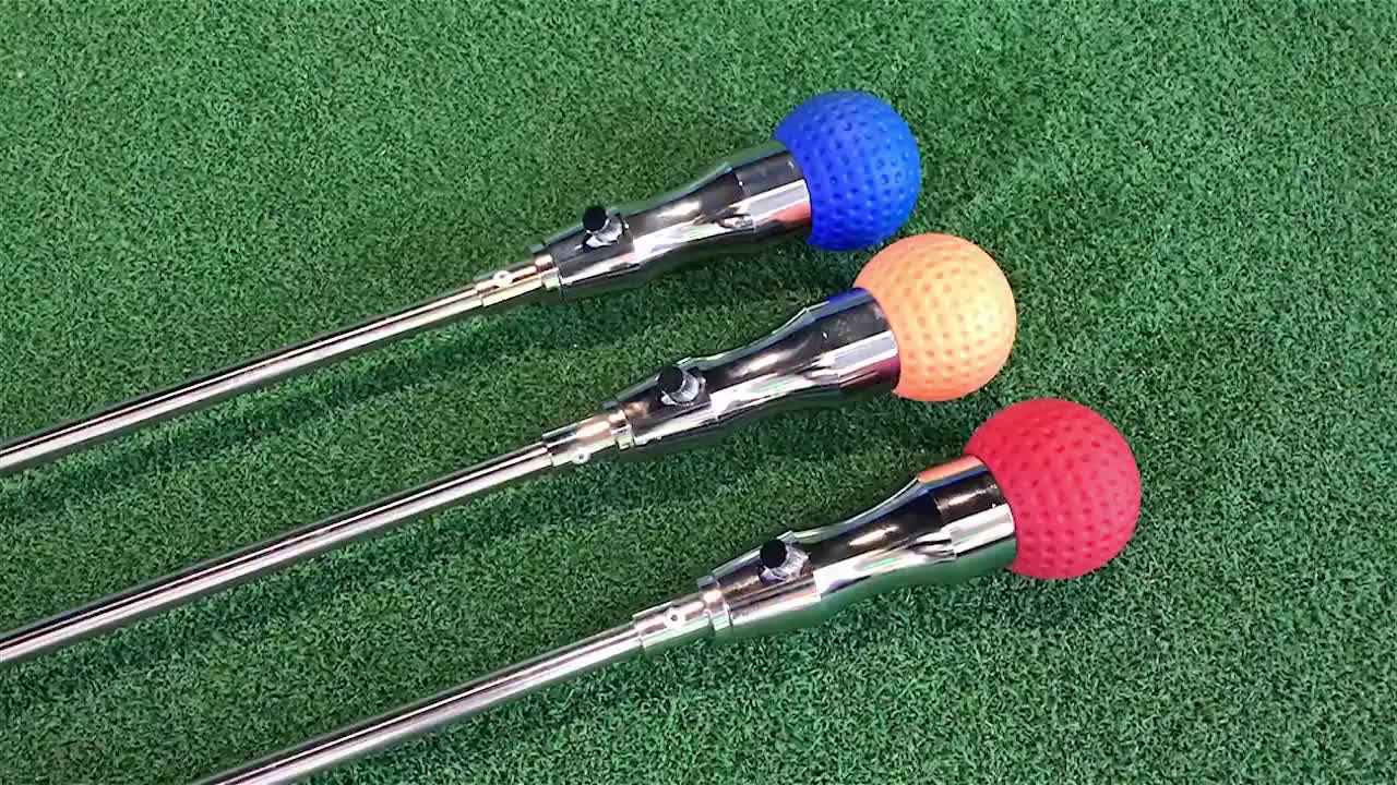 Hot sale golf training aids Golf warm up Swing trainer Stick club for practice equipment