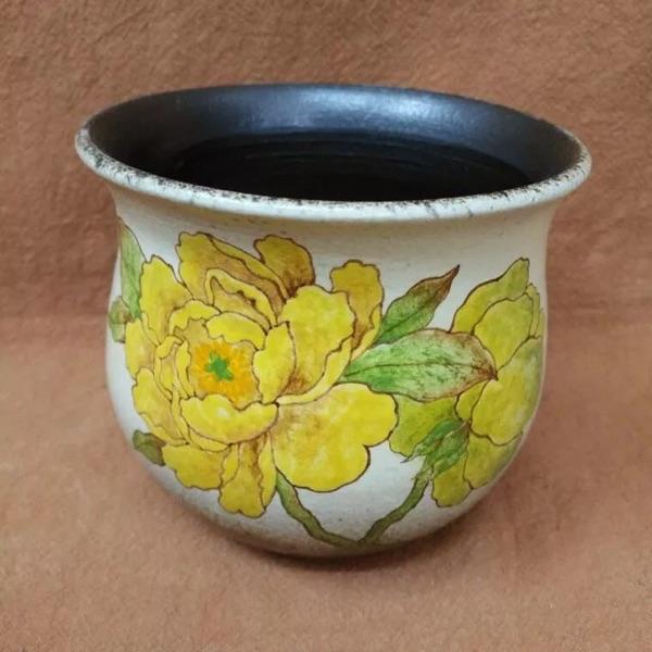 Usd 3500 Painted Ceramic Flower Pots Wholesale From China Online