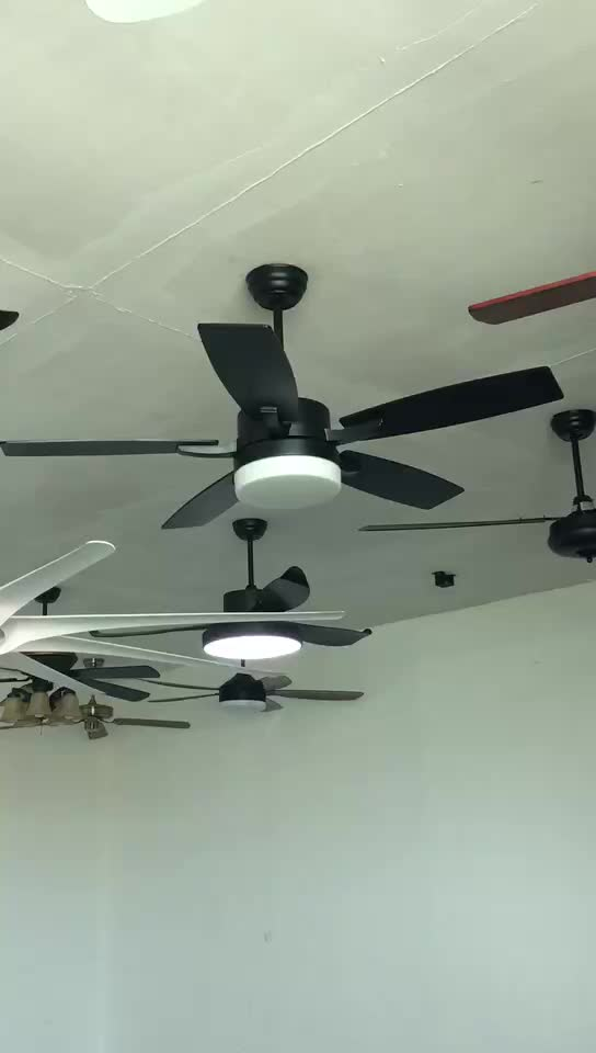 52 inch white color ABS blade Hot sale ceiling fan Fast moving ceiling fan with CE/CB/SAA listed