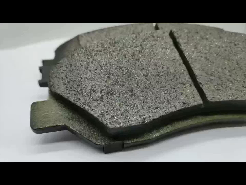 Auto remblokken voor Japanse remblokken keramische remblokken
