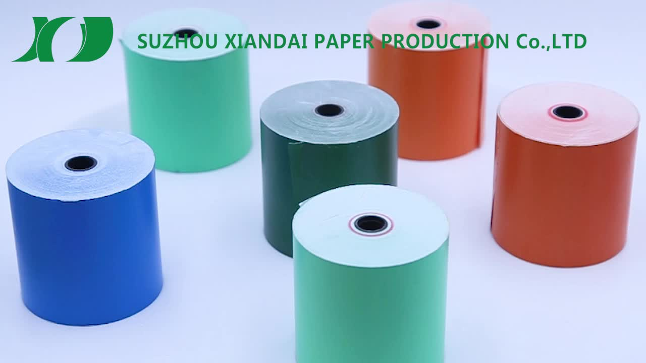 High Quality 80mm x 80mm Cash Register Thermal Paper for Thermal Paper Printer