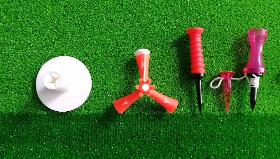 T-shirt Flexible de Golf en plastique, aimant vierge de haute qualité