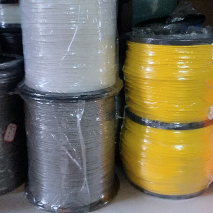 4mm UHMWPE glider winch towing rope