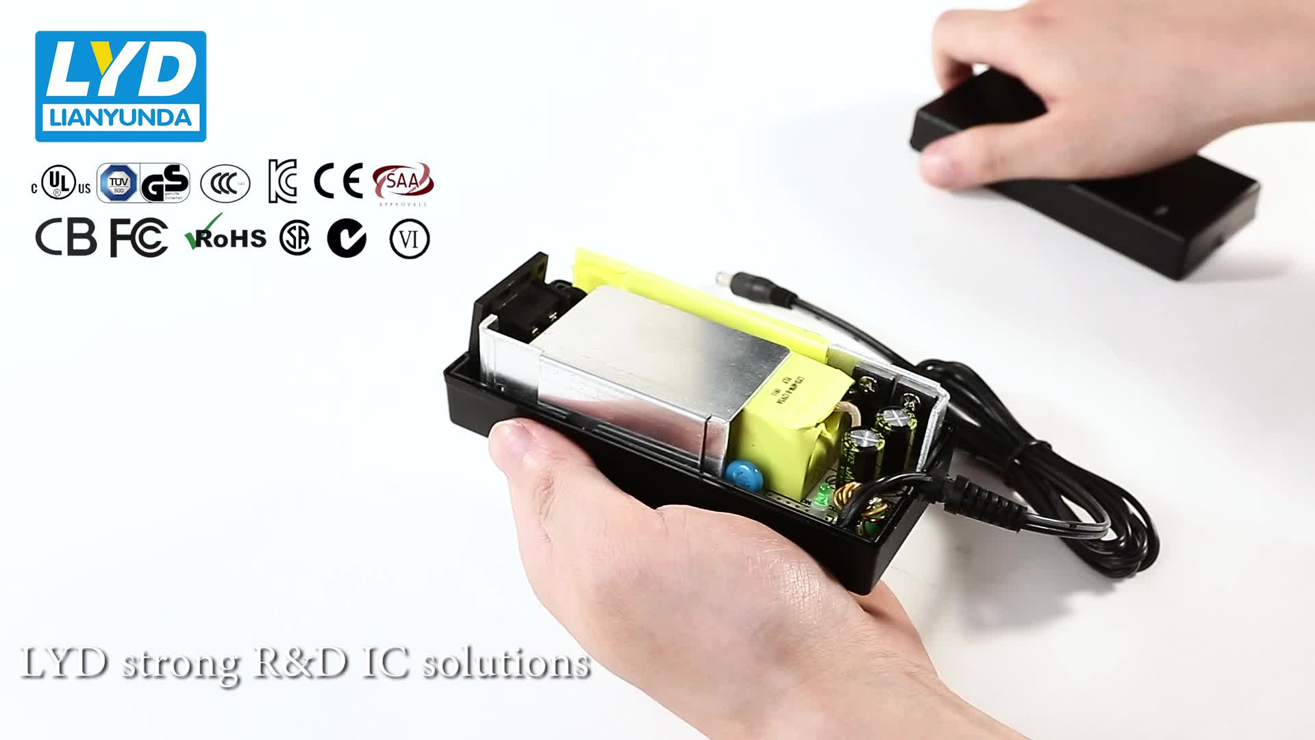 72 w güç adaptörü anahtarlama ac/dc adaptörü 12 v 6a