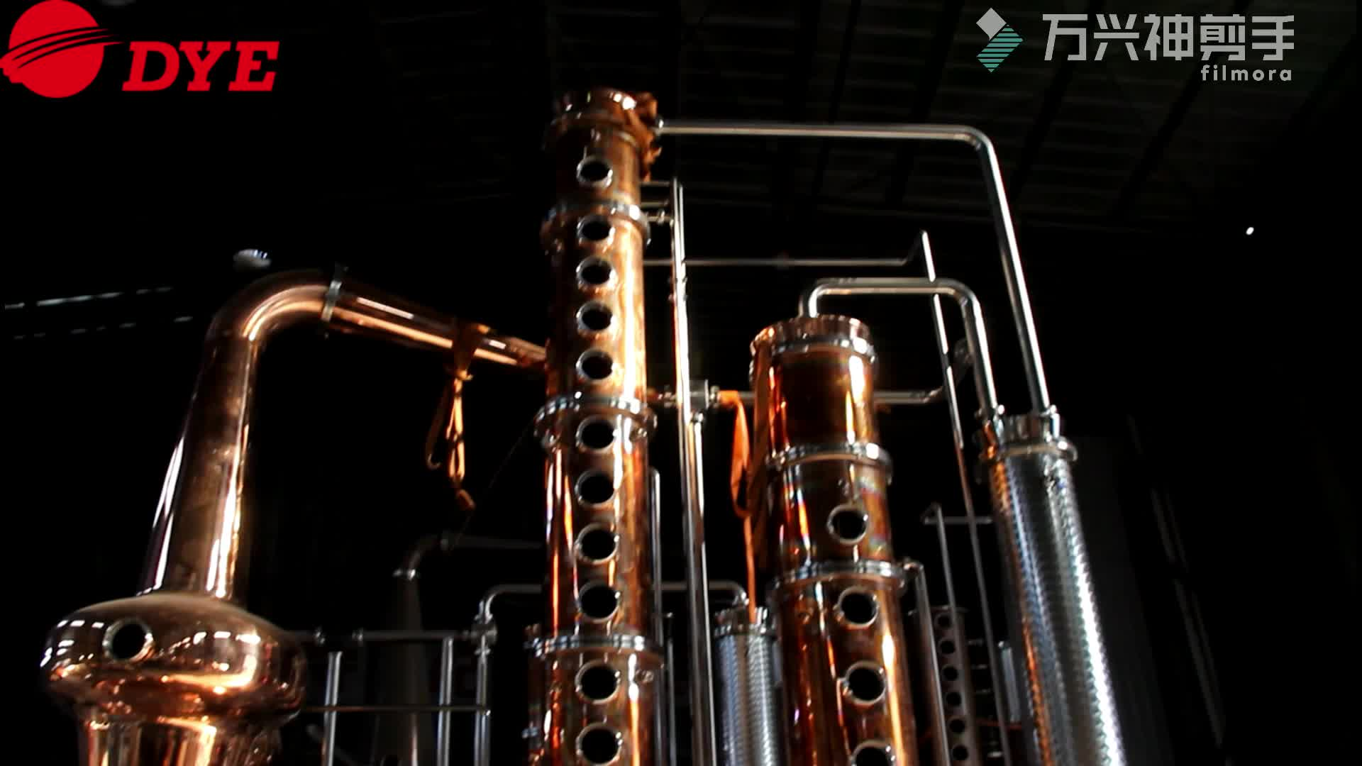 शराब बनाने की मशीन शराब अभी भी आसवन तंत्र इकाई