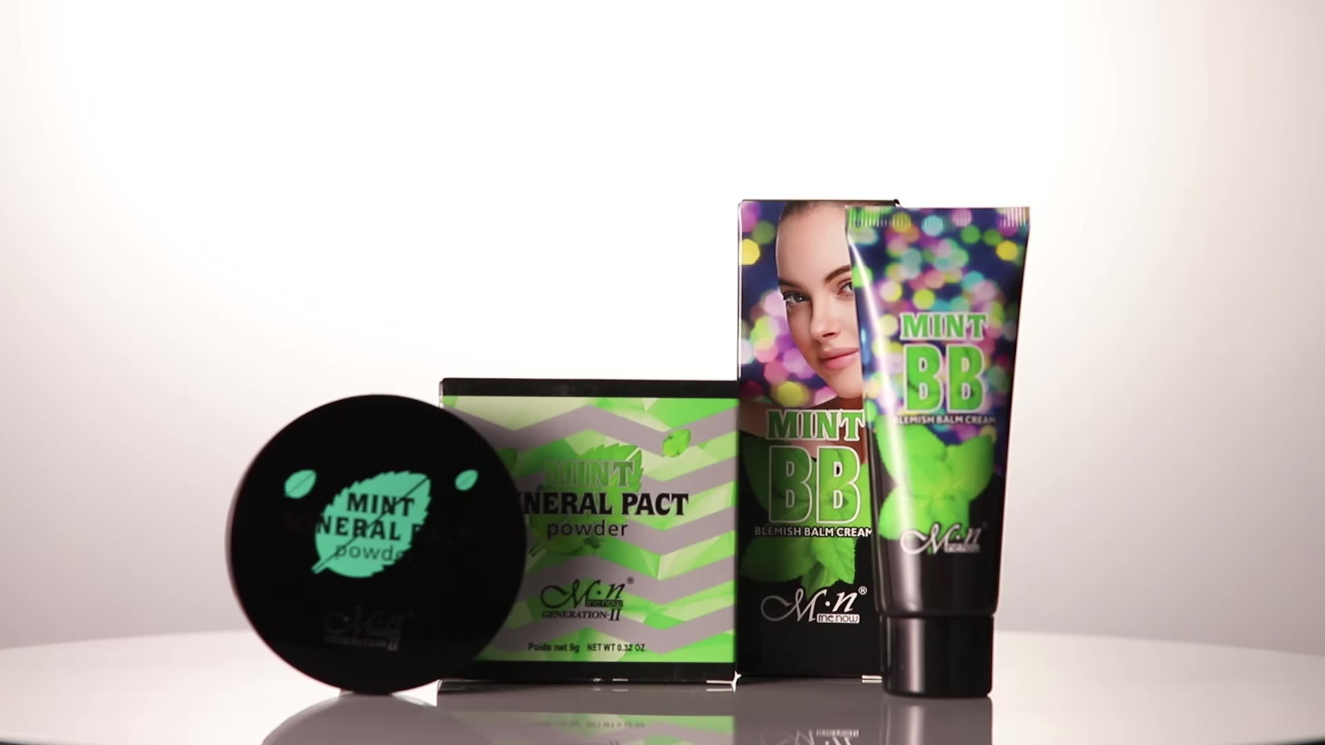 Menow Cosmetics Face Use F656 Makeup Waterproof BB Cream