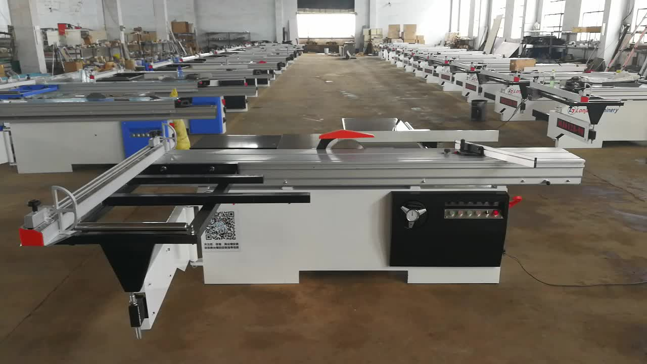Panel Saw 6116-90 Sliding Table Saw For Woodworking Panel Saw