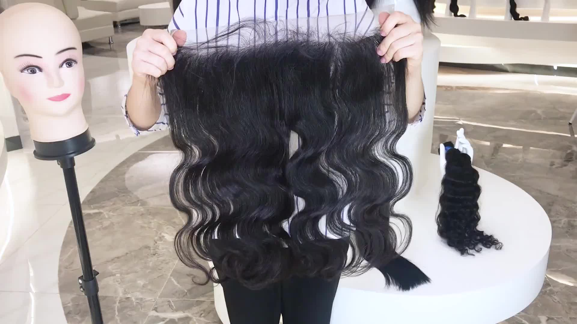 KBL cheap easy to dye 613 frontal and bundles