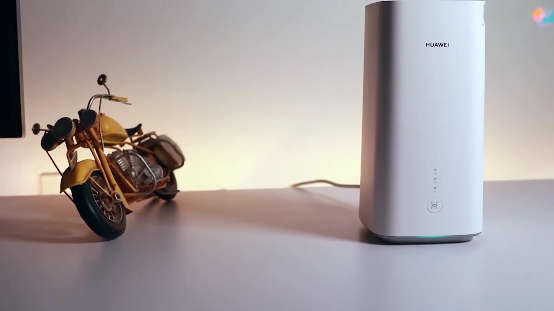 هواوي لاسلكي 5G راوتر CPE برو H112-372 مع بطاقة sim هواوي مودم لاسلكي 5G CPE برو H112-372 VPN IPV4 IPV6 5G راوتر