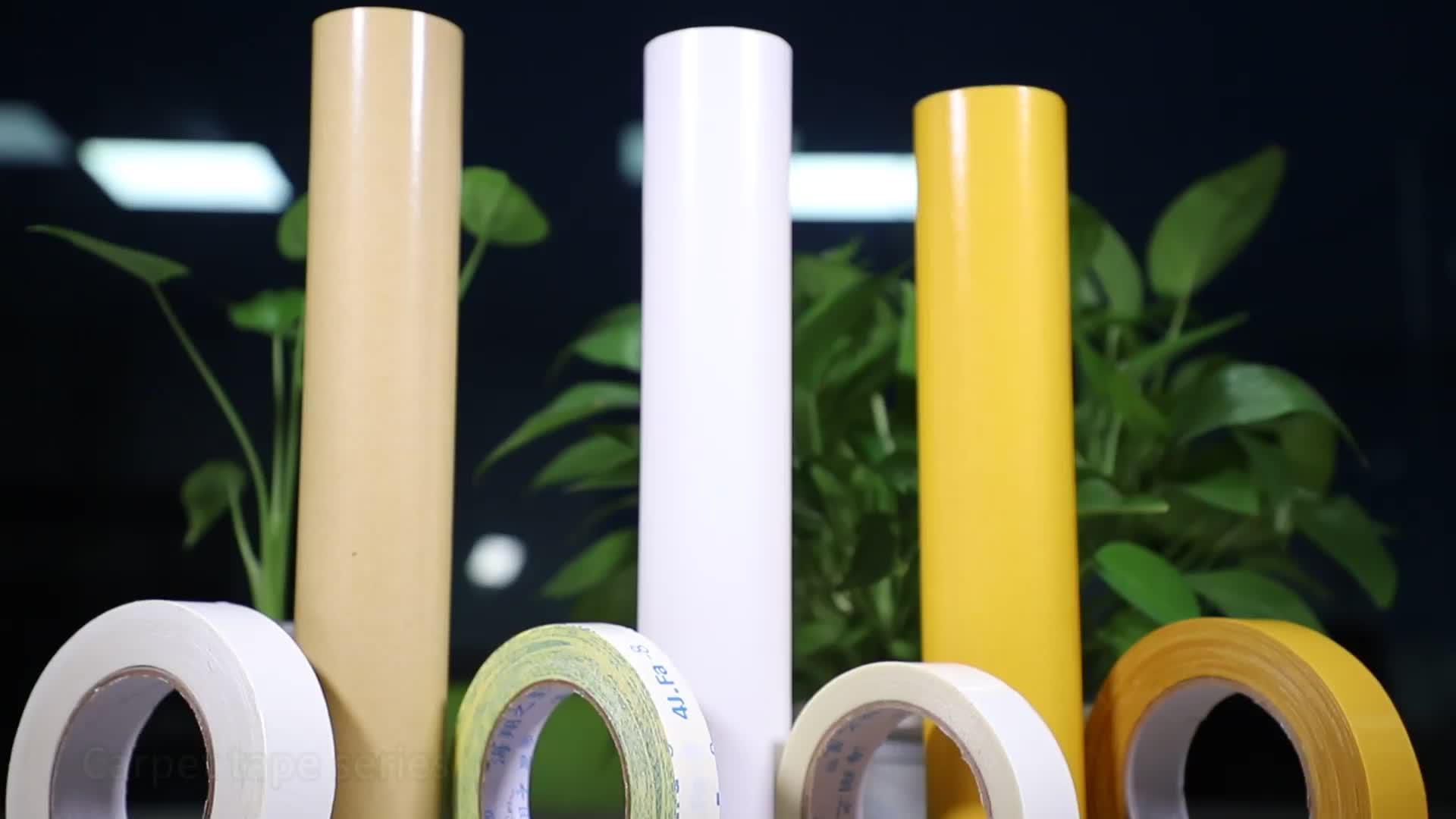 Kualitas tinggi Ganda Sisi Tape untuk Piring Flexographic Pemasangan
