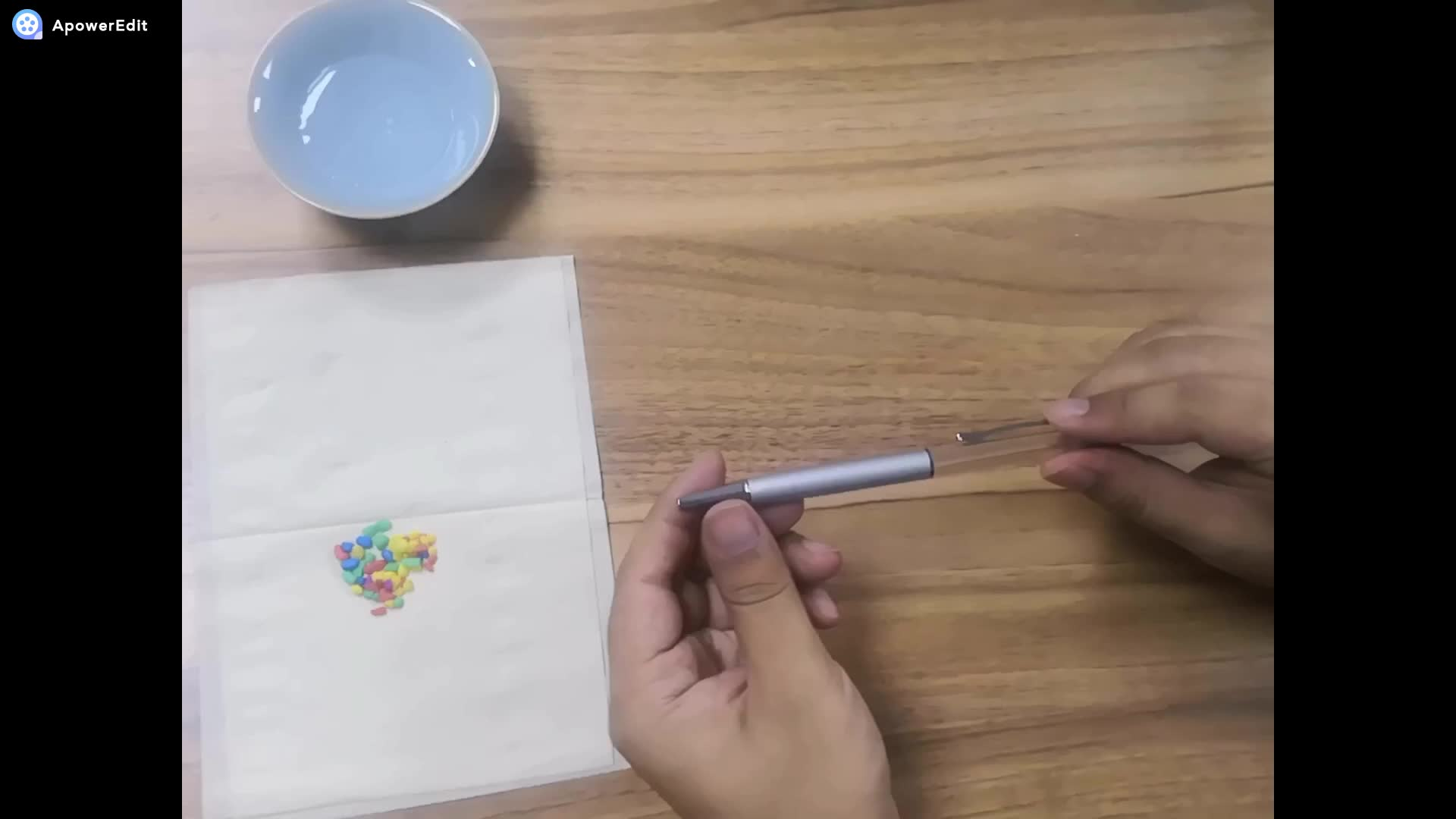 ไม่มีคริสตัลโลหะปากกาประกอบ custom herbarium DIY ปากกาที่ว่างเปล่า glitter ปากกา