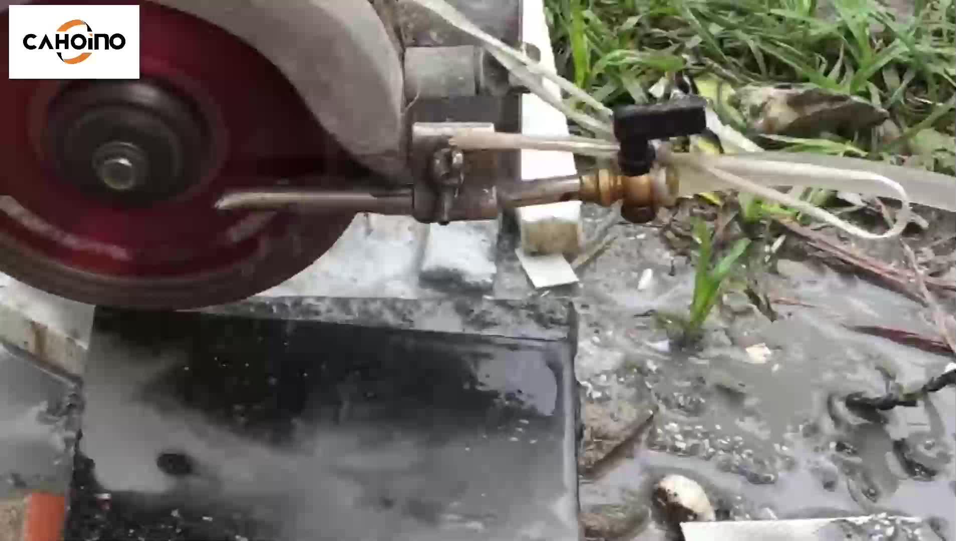 Sharpness 115mm Diamond Turbo saw blade For Granite Concrete