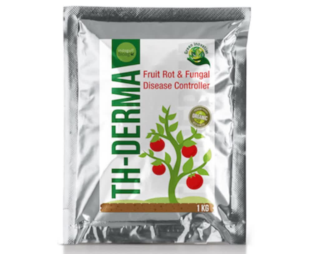 Trichoderma Harzianum Powder Probiotics for Plants Prevent Fungal and Soil Borne Diseases