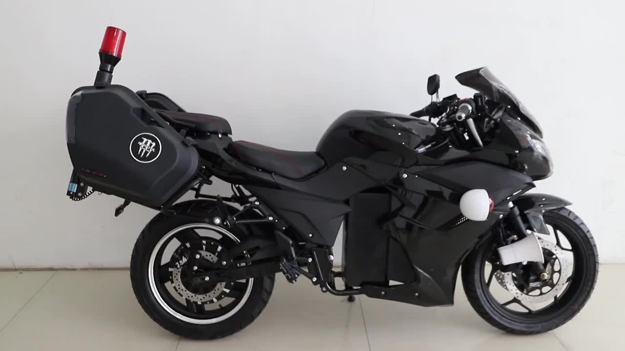 Chinese Moto Electrica Electric Motorcycle 5000w 8000w racing off road Scooter  for Sale