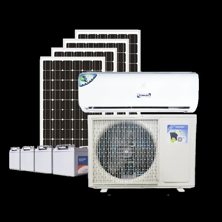 12000BTU off grid 100% solar air conditioner price for home use