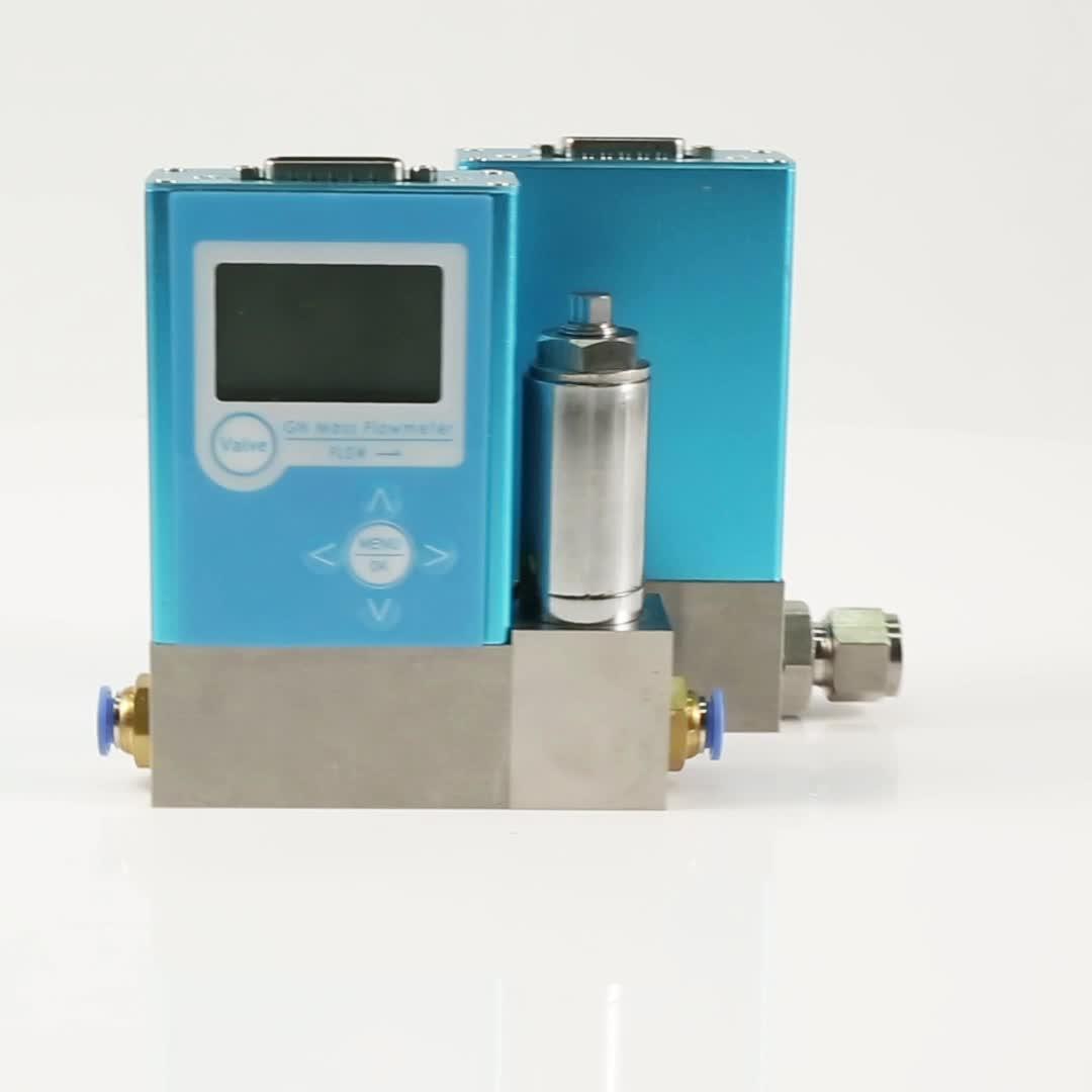 Cixi Gas Mass Ammonia Air Flow Meter Controller Price